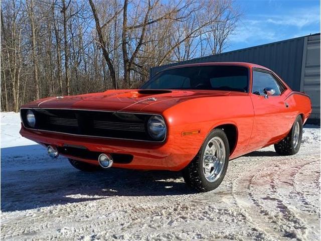 1970 Plymouth Cuda (CC-1442767) for sale in Niagara Falls, New York