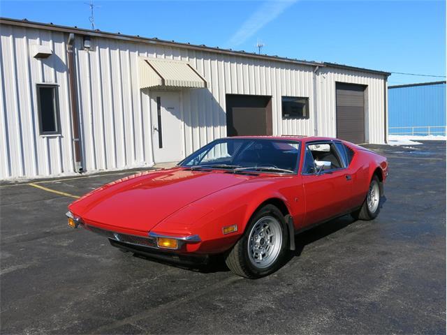 1972 De Tomaso Pantera (CC-1442776) for sale in Manitowoc, Wisconsin