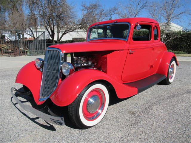1933 Ford 5-Window Coupe (CC-1442779) for sale in Simi Valley, California