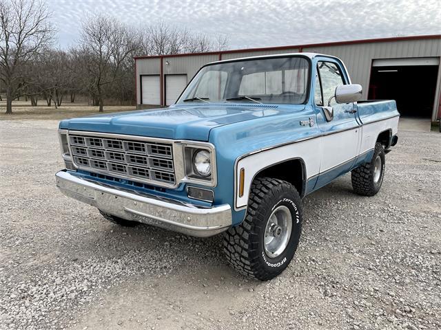 1978 Chevrolet K-10 (CC-1442785) for sale in Sherman, Texas