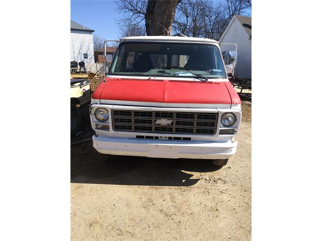 1980 Chevrolet Van (CC-1442793) for sale in NEW ALBANY, Indiana