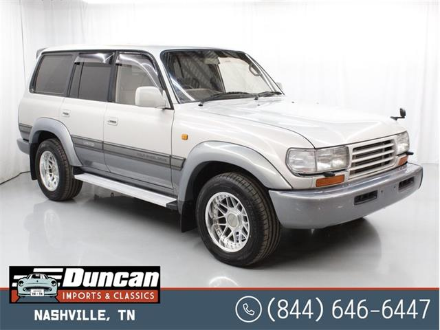 1995 Toyota Land Cruiser FJ (CC-1442807) for sale in Christiansburg, Virginia