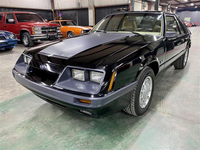 1985 Ford Mustang (CC-1440281) for sale in sherman, Texas