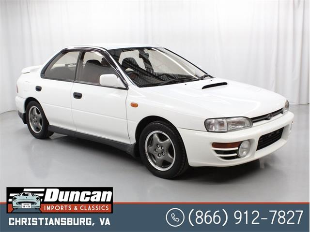 1993 Subaru Impreza (CC-1442815) for sale in Christiansburg, Virginia