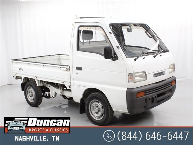 1992 Suzuki Carry (CC-1442817) for sale in Christiansburg, Virginia
