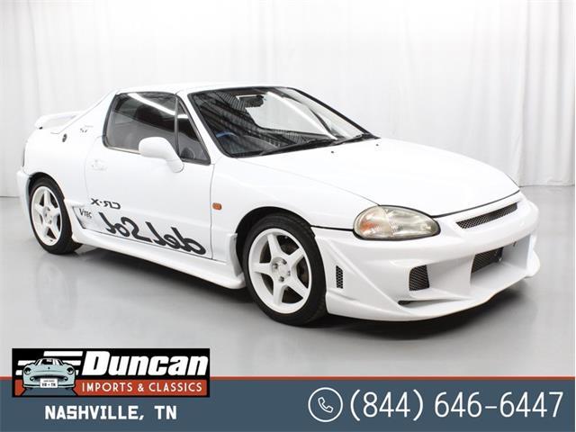 1992 Honda CRX (CC-1442825) for sale in Christiansburg, Virginia