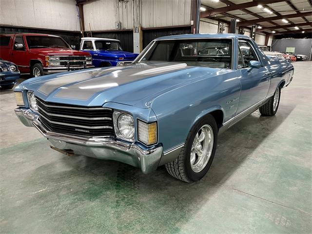 1972 Chevrolet El Camino (CC-1440283) for sale in sherman, Texas