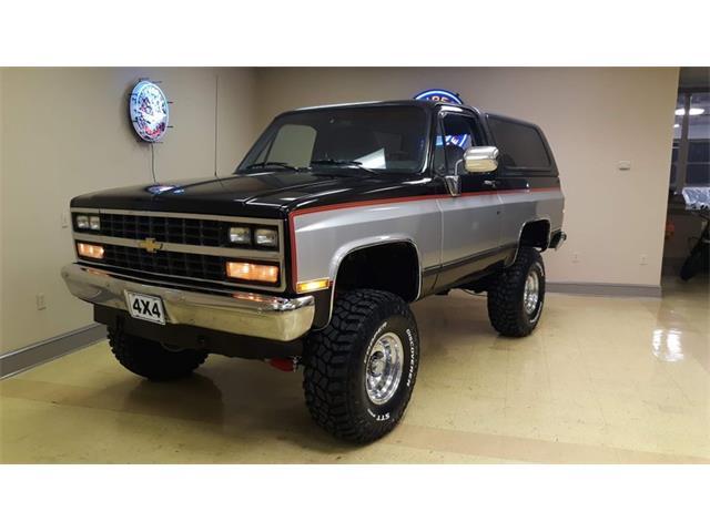 1989 Chevrolet Silverado (CC-1442842) for sale in Greensboro, North Carolina