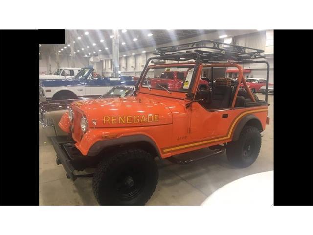 1986 Jeep Wrangler (CC-1442845) for sale in Greensboro, North Carolina