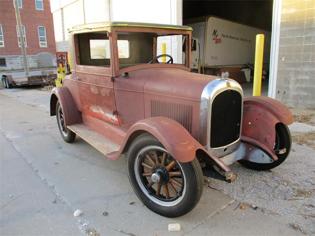 1927 Chrysler 3-Window Coupe (CC-1440285) for sale in Quincy, Illinois