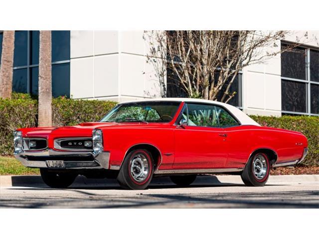 1966 Pontiac GTO (CC-1442850) for sale in Greensboro, North Carolina