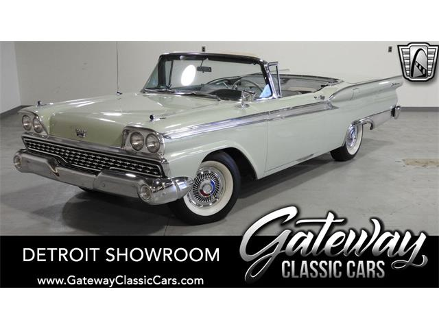 1959 Ford Galaxie Skyliner (CC-1442852) for sale in O'Fallon, Illinois