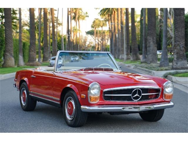 1969 Mercedes-Benz 280SL (CC-1442853) for sale in Beverly Hills, California