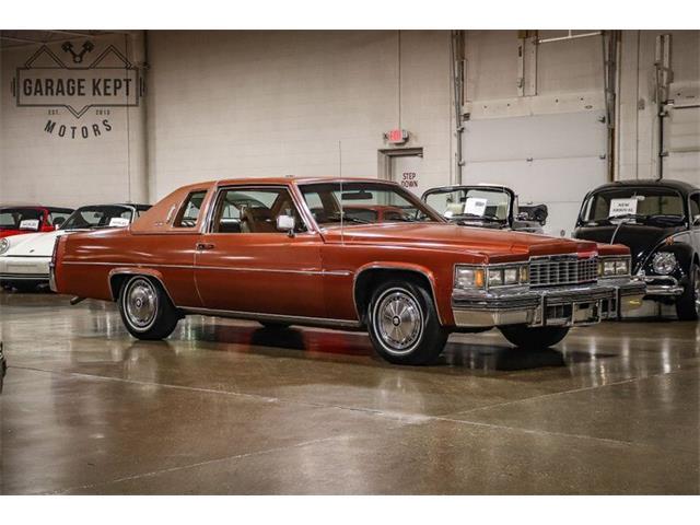 1977 Cadillac DeVille (CC-1442855) for sale in Grand Rapids, Michigan