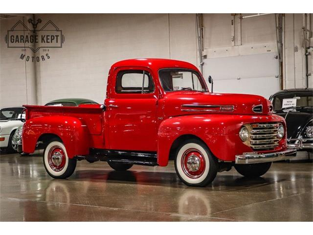 1948 Ford F1 (CC-1442859) for sale in Grand Rapids, Michigan