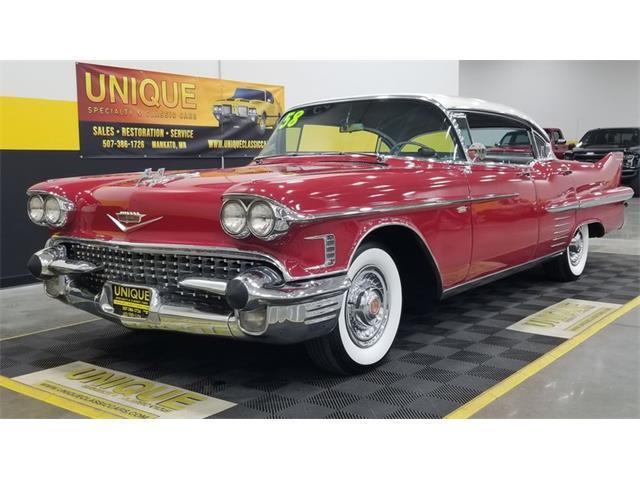 1958 Cadillac Sedan (CC-1442867) for sale in Mankato, Minnesota