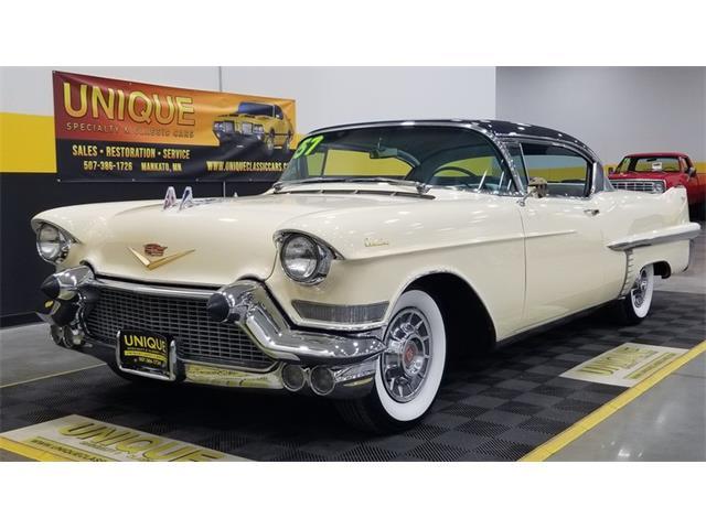 1957 Cadillac Series 62 (CC-1442869) for sale in Mankato, Minnesota