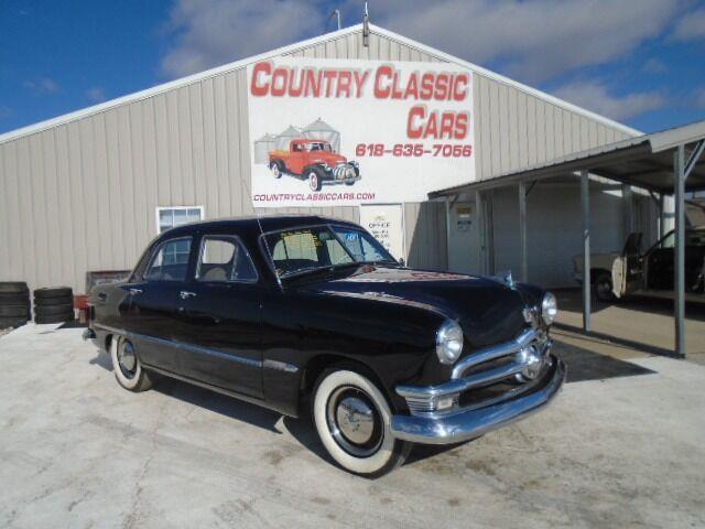 1950 Ford Custom Deluxe (CC-1442876) for sale in Staunton, Illinois