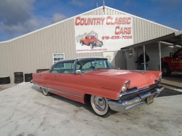 1956 Lincoln Premiere (CC-1442877) for sale in Staunton, Illinois
