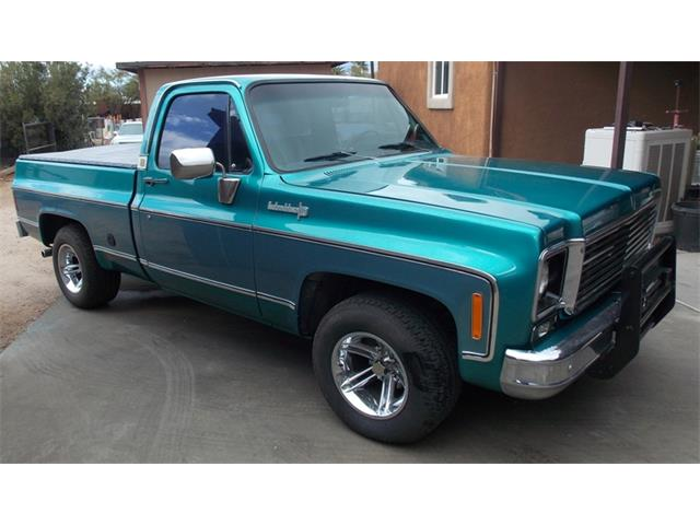 1974 Chevrolet C/K 10 (CC-1440288) for sale in Tucson, AZ - Arizona