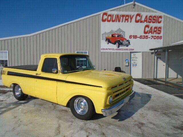 1961 Ford Pickup (CC-1442881) for sale in Staunton, Illinois