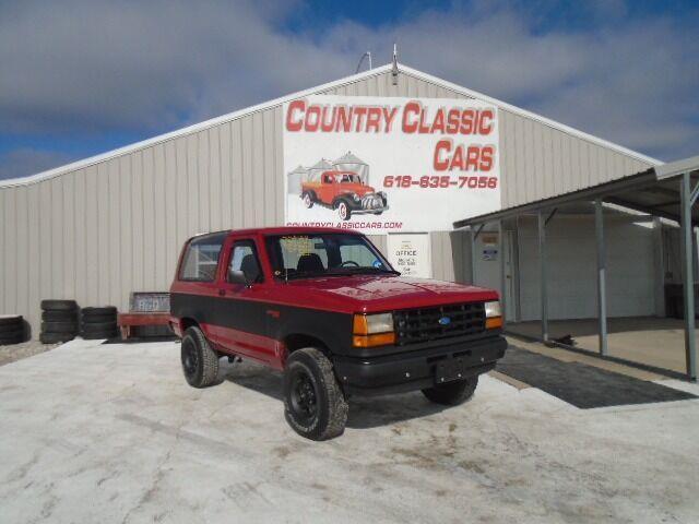 1989 Ford Bronco II (CC-1442883) for sale in Staunton, Illinois