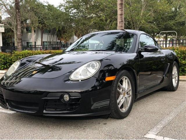 2007 Porsche Cayman (CC-1442892) for sale in Cadillac, Michigan