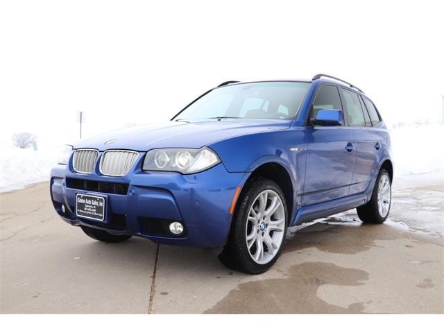2008 BMW X3 (CC-1442898) for sale in Clarence, Iowa
