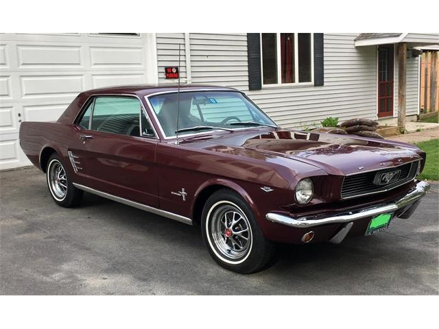 1966 Ford Mustang (CC-1440029) for sale in Palm Springs, California