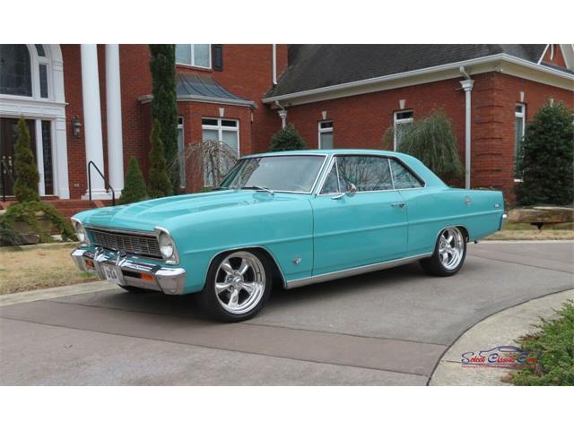 1966 Chevrolet Nova (CC-1442904) for sale in Hiram, Georgia