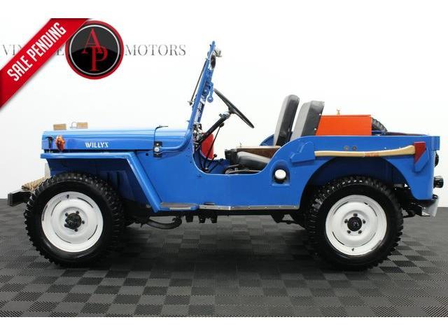 1946 Jeep CJ (CC-1442905) for sale in Statesville, North Carolina