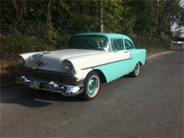 1956 Chevrolet Bel Air (CC-1442910) for sale in Mundelein, Illinois