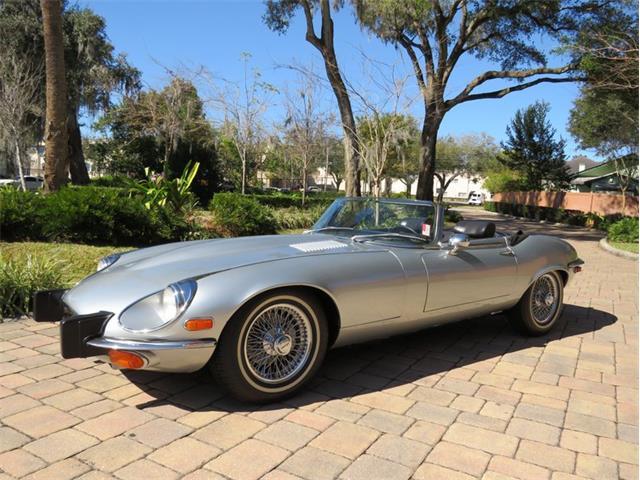 1974 Jaguar XKE (CC-1442911) for sale in Lakeland, Florida