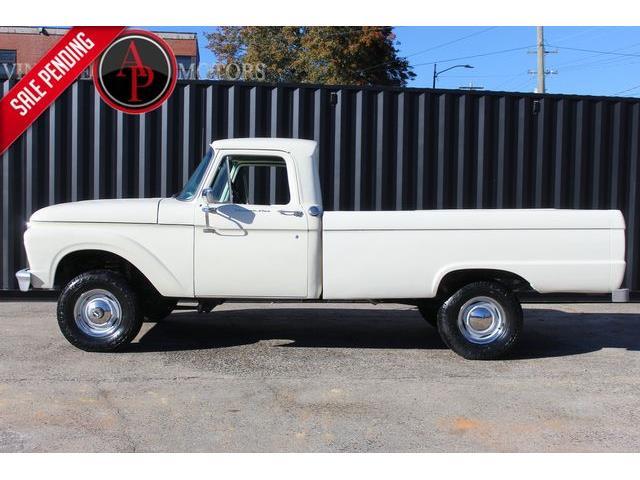1966 Ford F100 (CC-1442914) for sale in Statesville, North Carolina