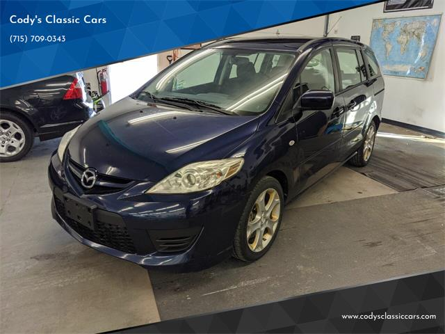 2008 Mazda 5 (CC-1442923) for sale in Stanley, Wisconsin