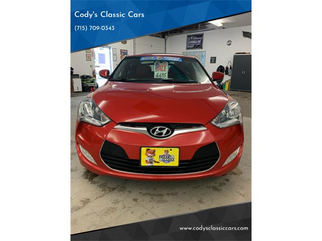 2012 Hyundai Veloster (CC-1442925) for sale in Stanley, Wisconsin