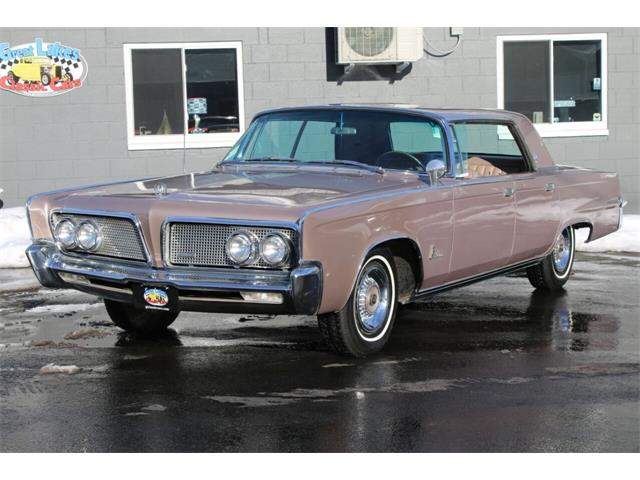 1964 Chrysler Imperial (CC-1442928) for sale in Hilton, New York