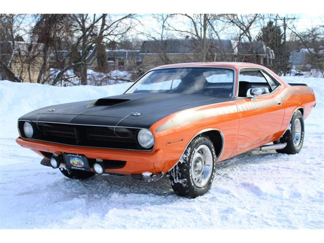 1970 Plymouth Barracuda (CC-1442936) for sale in Hilton, New York