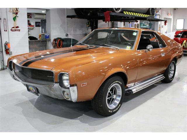 1969 AMC AMX (CC-1442937) for sale in Hilton, New York