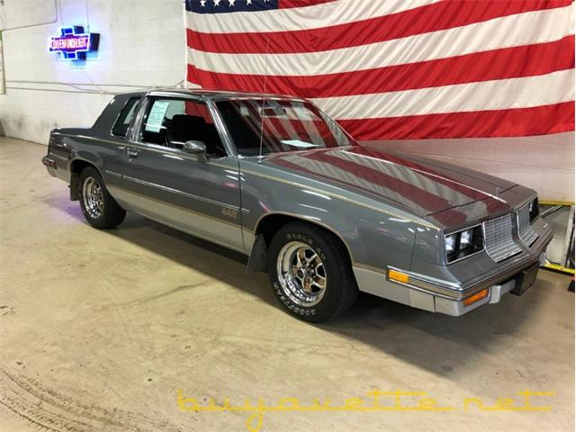 1985 Oldsmobile Cutlass (CC-1442939) for sale in Atlanta, Georgia