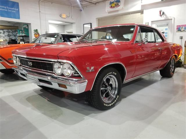 1966 Chevrolet Chevelle (CC-1442941) for sale in Hilton, New York