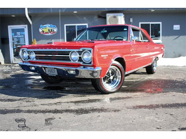 1967 Plymouth GTX (CC-1442943) for sale in Hilton, New York