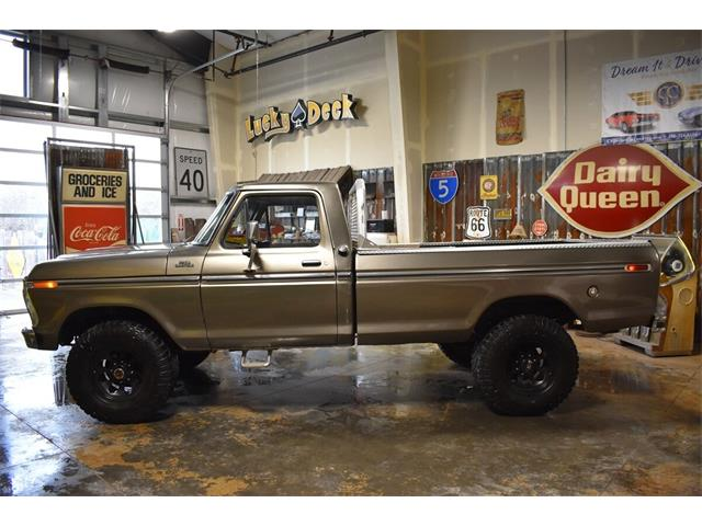 1977 Ford F250 (CC-1442953) for sale in Redmond, Oregon