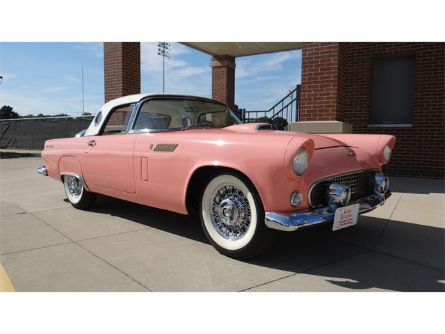 1956 Ford Thunderbird (CC-1440296) for sale in Davenport, Iowa
