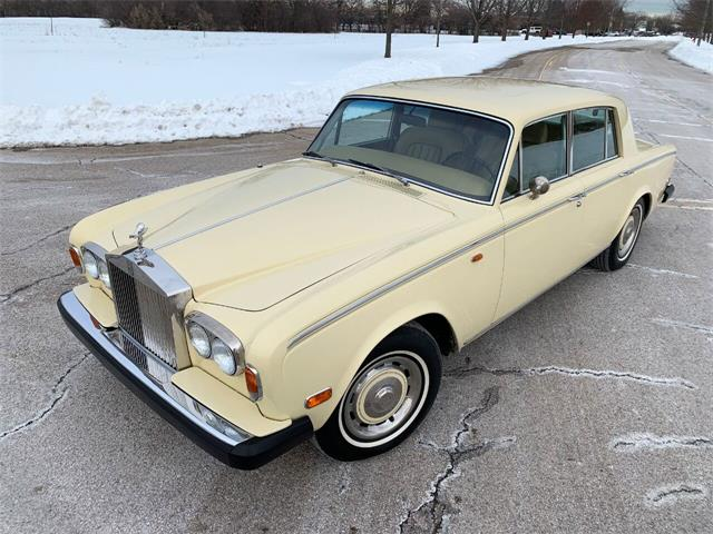 1975 Rolls-Royce Silver Shadow (CC-1442964) for sale in Carey, Illinois