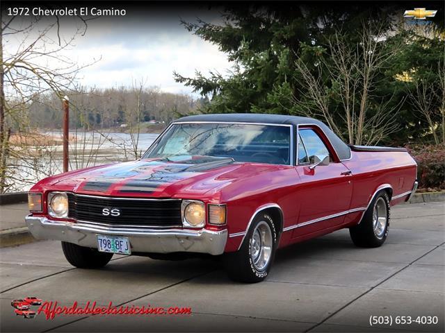 1972 Chevrolet El Camino (CC-1442968) for sale in Gladstone, Oregon