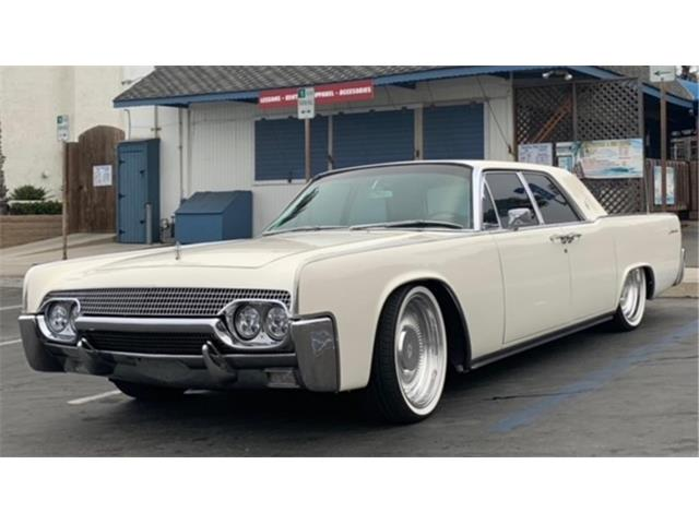 1961 Lincoln Continental (CC-1440297) for sale in Carlsbad , California