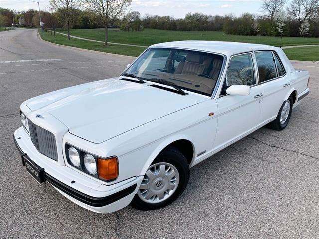 1996 Bentley Brooklands (CC-1442970) for sale in Carey, Illinois