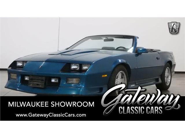 1992 Chevrolet Camaro (CC-1442971) for sale in O'Fallon, Illinois
