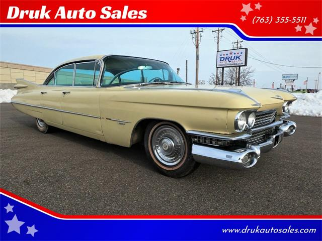 1959 Cadillac Series 62 (CC-1442972) for sale in Ramsey, Minnesota